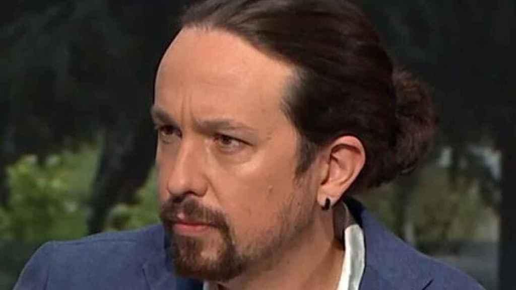 Pablo Iglesias./
