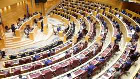 El pleno del Senado aprobó los nuevos impuestos digital y financiero.