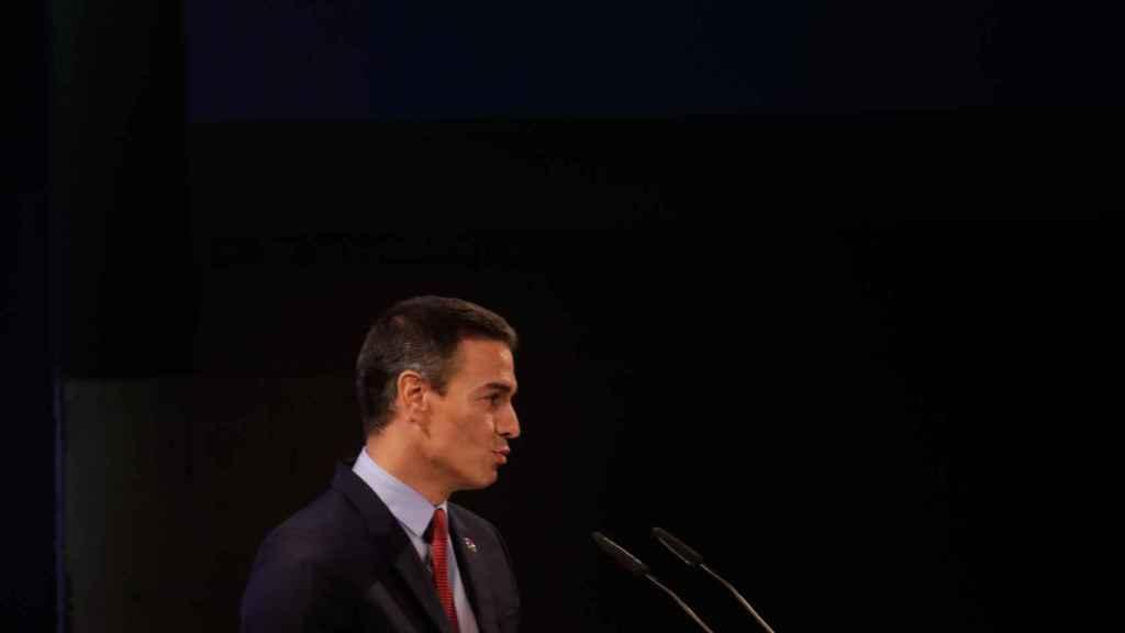 Sánchez promete 800.000 puestos de trabajo en los próximos tres años con los fondos de la UE