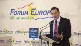 El presidente ejecutivo de EL ESPAÑOL, Pedro J. Ramínez.
