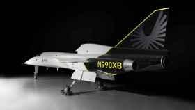 Prototipo del Boom XB-1
