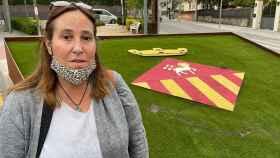 Anna Martínez reside en Matadepera, pero no hay vivienda para ella
