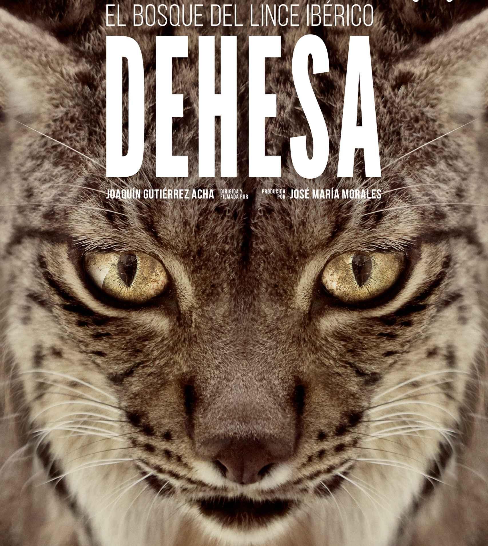 Cartel de 'Dehesa'.