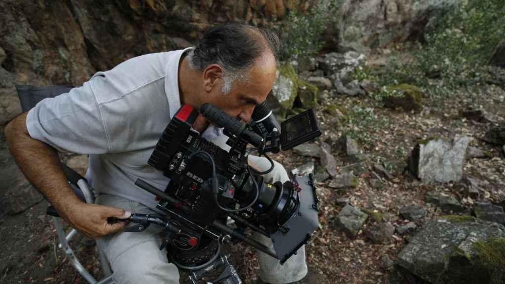 Joaquín Gutiérrez Acha, director del documental.