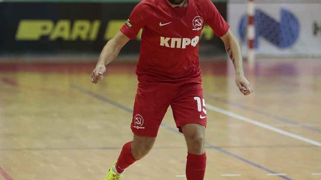 Jugador del Partido Comunista de Rusia