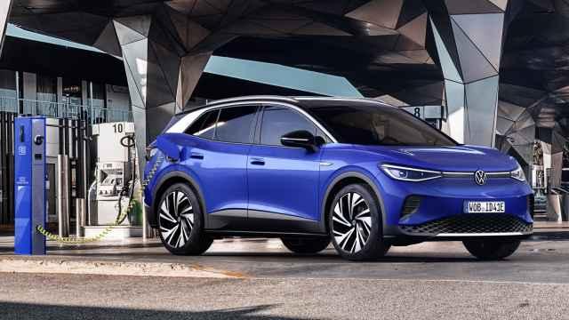 El nuevo Volkswagen ID.4 llegará a finales de año.