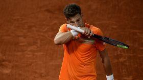 Pablo Carreño, en Roland Garros