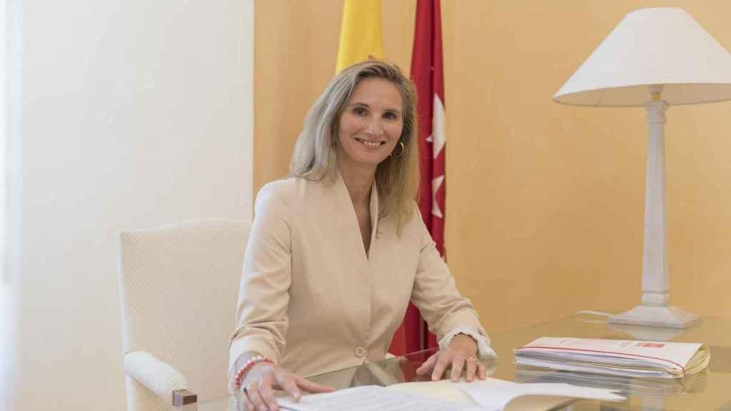 Paloma Martín, consejera de de Medio Ambiente, Ordenación del Territorio y Sostenibilidad de la Comunidad de Madrid.