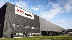 Centro logístico de XPO en Torija (Guadalajara) que da suministro a Primark.