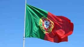 Bandera de Portugal.