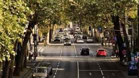 Una foto de archivo sobre ciudades sostenibles.
