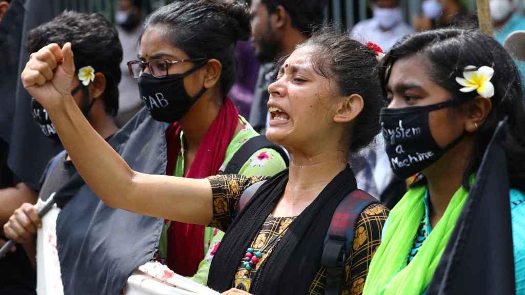 Protestas en Bangladesh por una violación grupal.