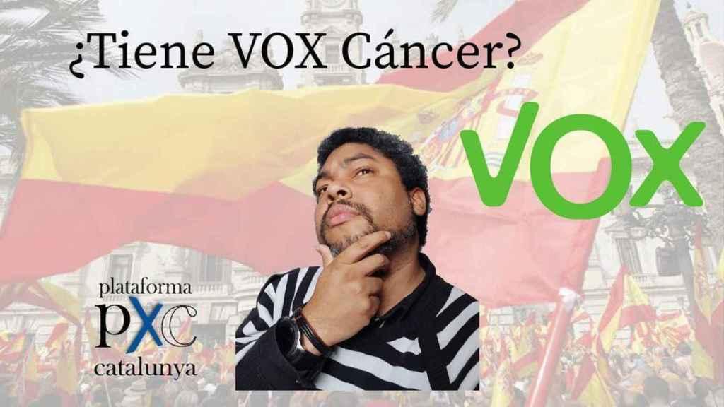 En sus comienzo como disidente de VOX