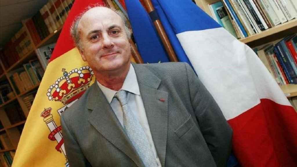 El magistrado Manuel García-Castellón.