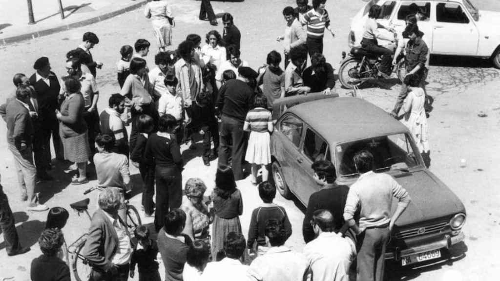 Asesinato de Ángel Postigo Mejías, en 1980.