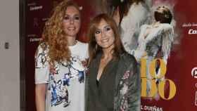 Rocío Carrasco y Anabel Dueñas
