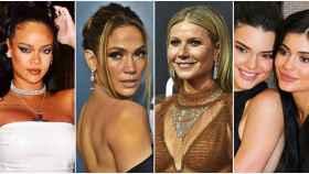 Rihanna, Jennifer Lopez, Gwyneth Paltrow o las hermanas Jenner son algunos de los rostros que han creado bolsos.