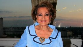 Carmen Sevilla en una imagen de archivo tomada en 2010.