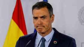 Pedro Sánchez, presidente del Gobierno, en una imagen de archivo