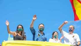 Vox convocará una nueva caravana por la libertad el 12-O si Sánchez decreta el estado de alarma