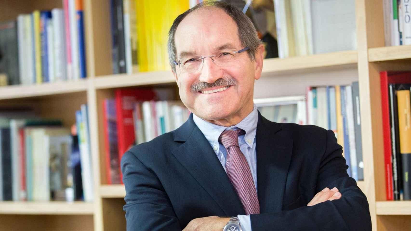 Pedro Mier, presidente de la patronal tecnológica, AMETIC