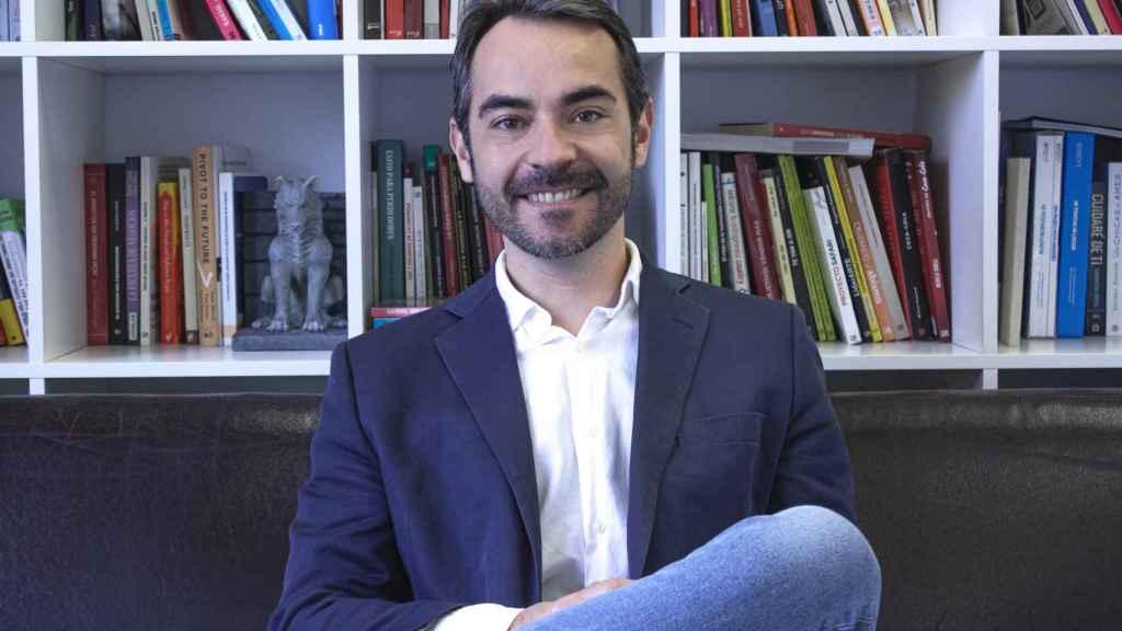 Jordi Dominguez, CEO de Finteca.