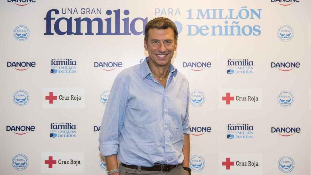 Paolo Tafuri, director general Danone Iberia.
