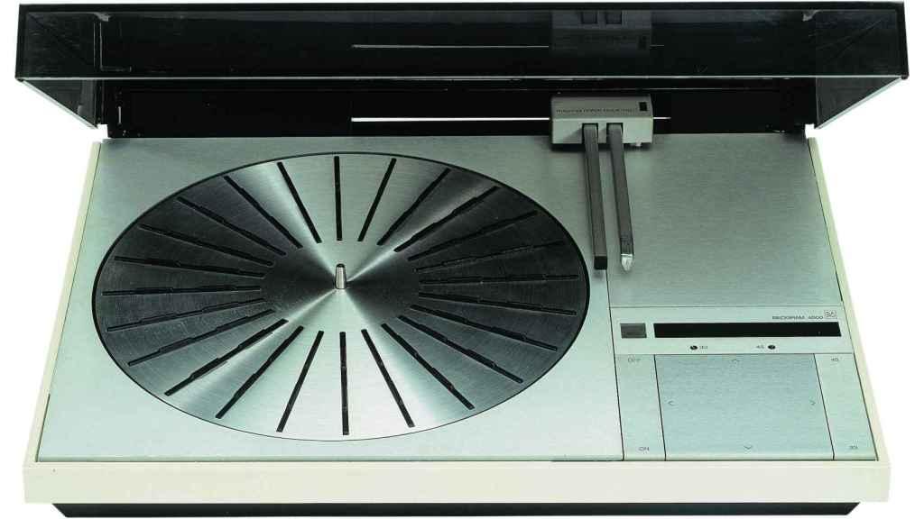 El Bang & Olufsen Beogram 4000c original