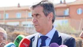 El senador Antonio Román