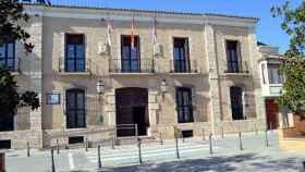 El Ayuntamiento de Villarrubia