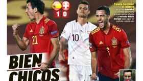 La portada del diario MARCA (11/10/2020)