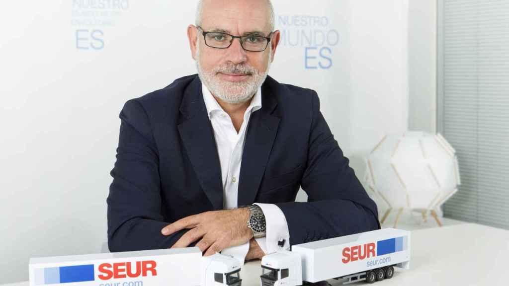 Alberto Navarro, CEO de Seur.