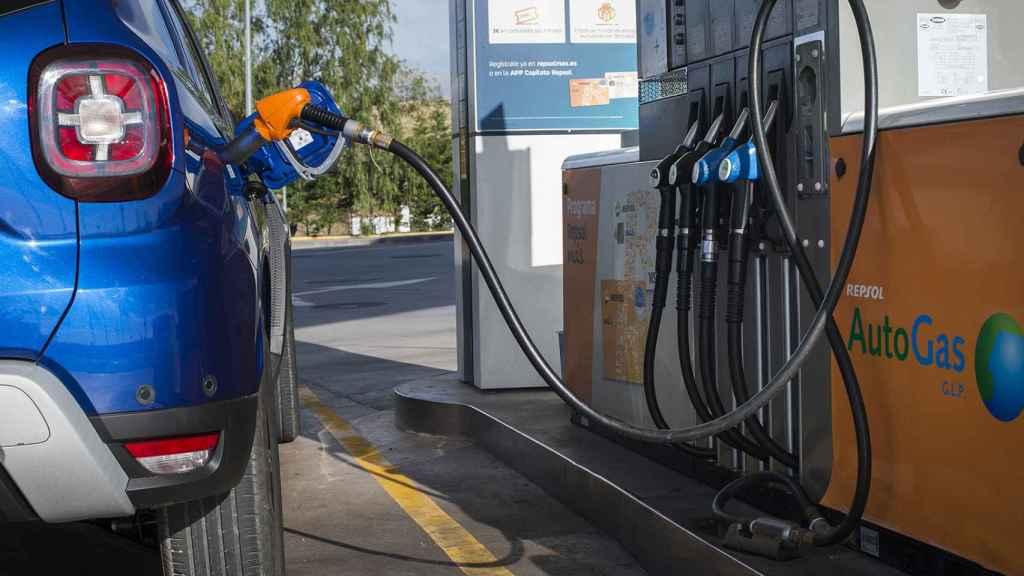 Del total de estaciones GLP en España (690), Repsol cuenta con el 60% de cuota de mercado.