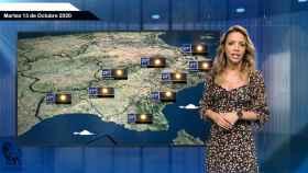 El tiempo en España: pronóstico para el martes 13 de octubre