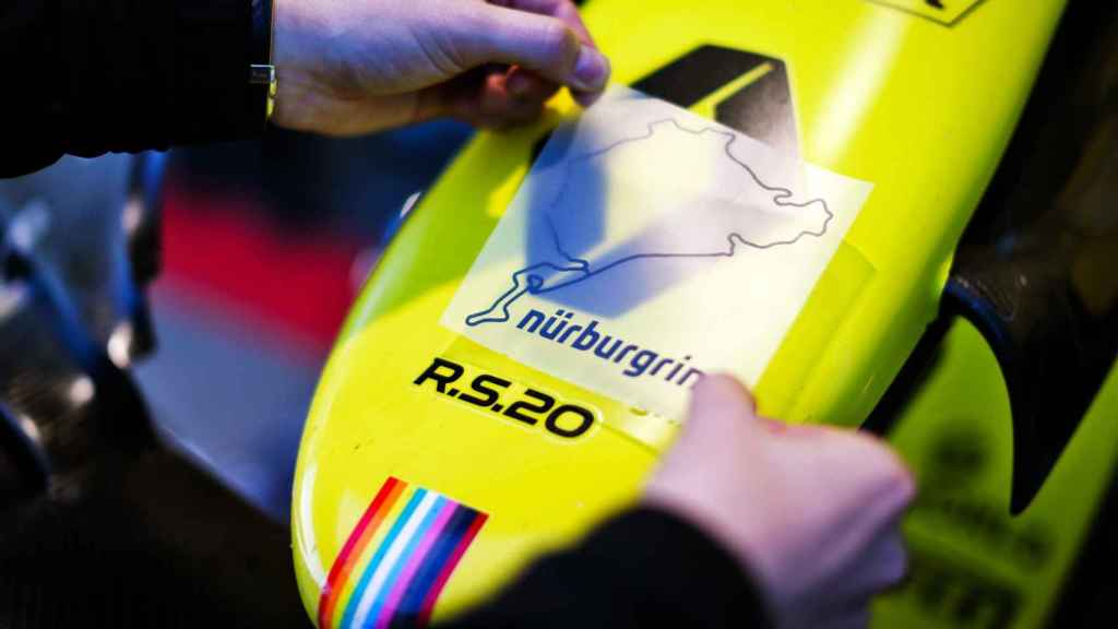 Nurburgring, lugar especial para Renault