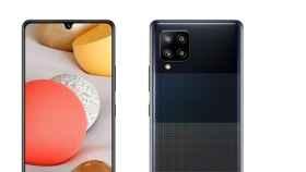 El Galaxy A42 5G llega a Europa ¡con procesador Snapdragon!