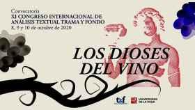 FOTO: Cartel del congreso 'Los Dioses del Vino'