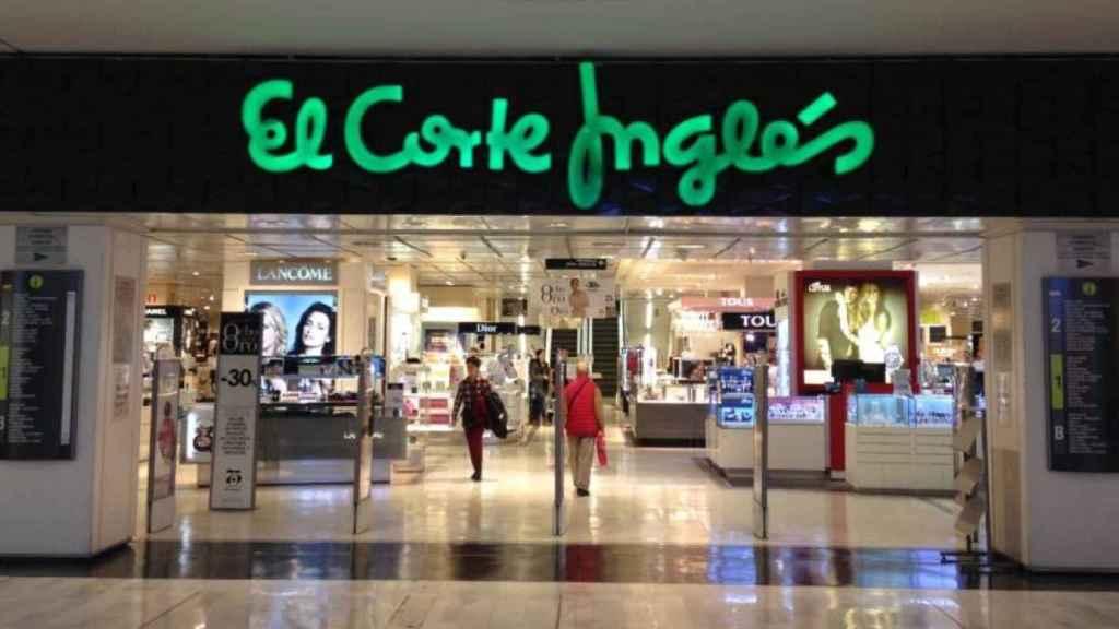 El Corte Inglés.