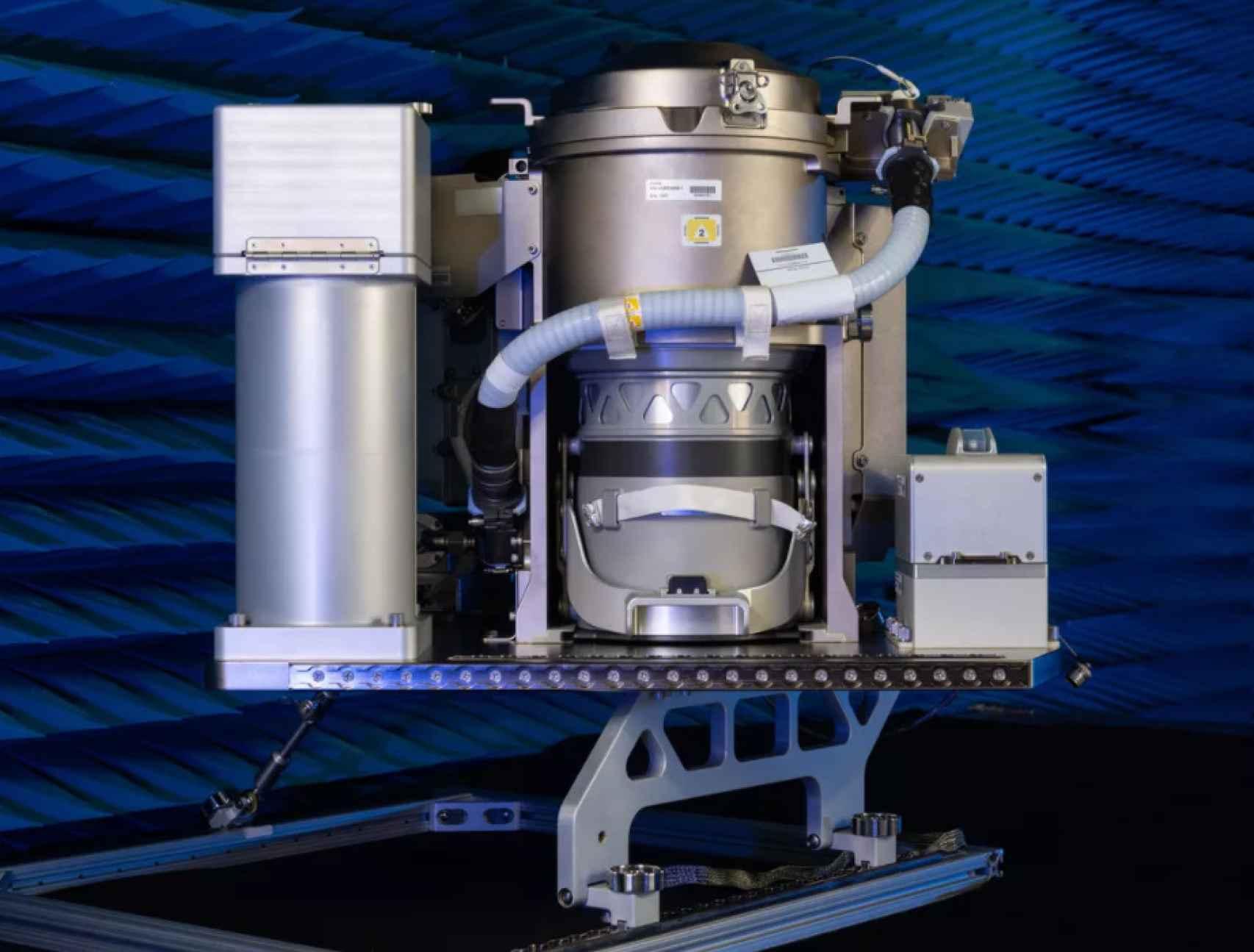El nuevo Sistema Universal de Manejo de Deshechos diseñado por la NASA.