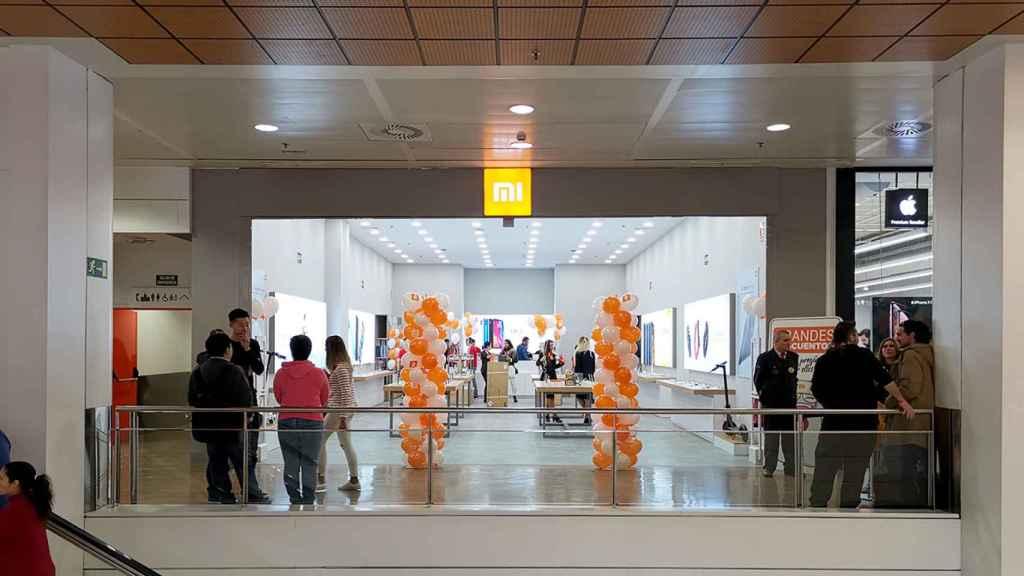 Tienda Mi Store en España