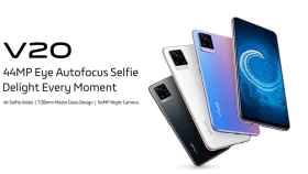 Nuevo Vivo V20: un gama media para sacar selfies y con Android 11