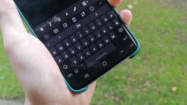 El modo oscuro de SwiftKey se adapta al tema de tu móvil automáticamente