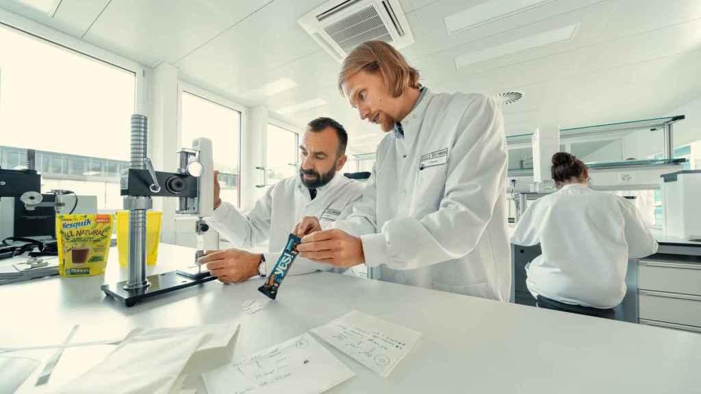 Una imagen de los laboratorios de Nestlé en Estados Unidos