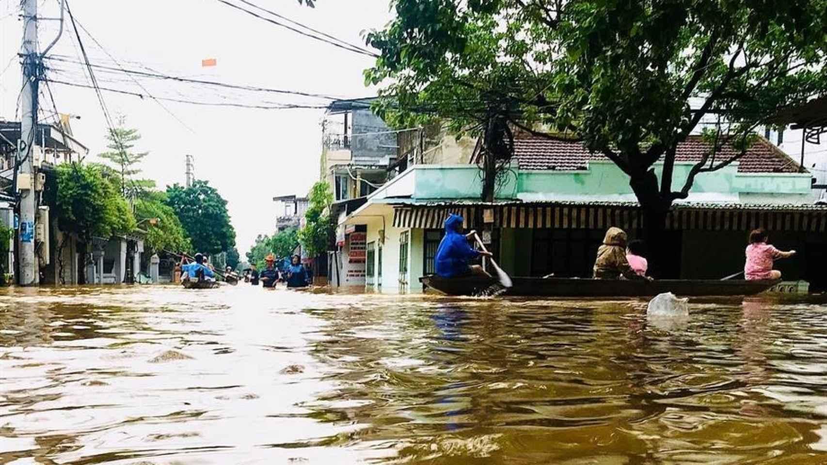 Al menos 39 muertos en las inundaciones en Vietnam y Camboya