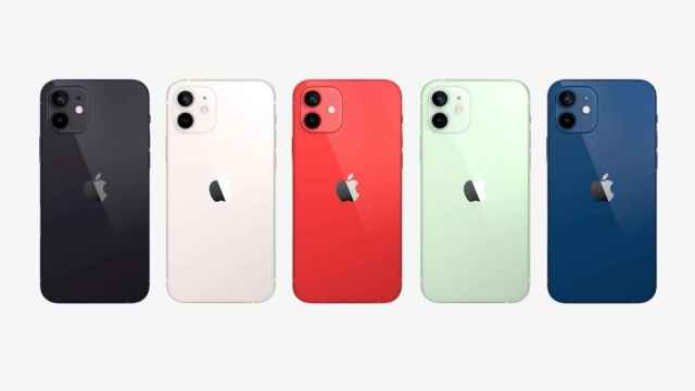 Colores del iPhone 12