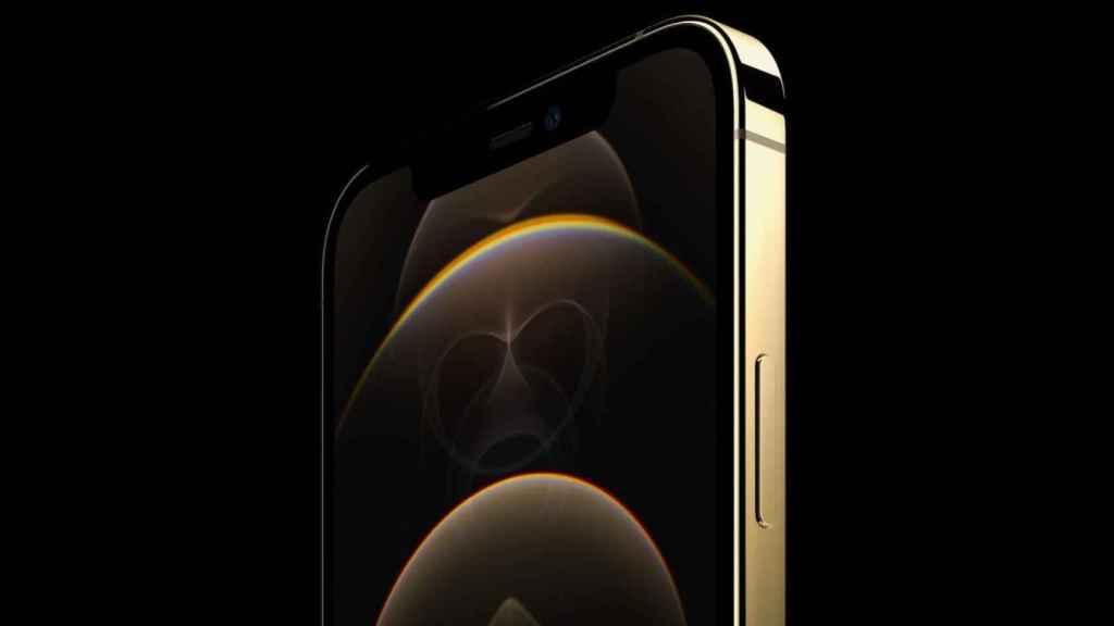 Nuevo iPhone 12 Pro en color oro