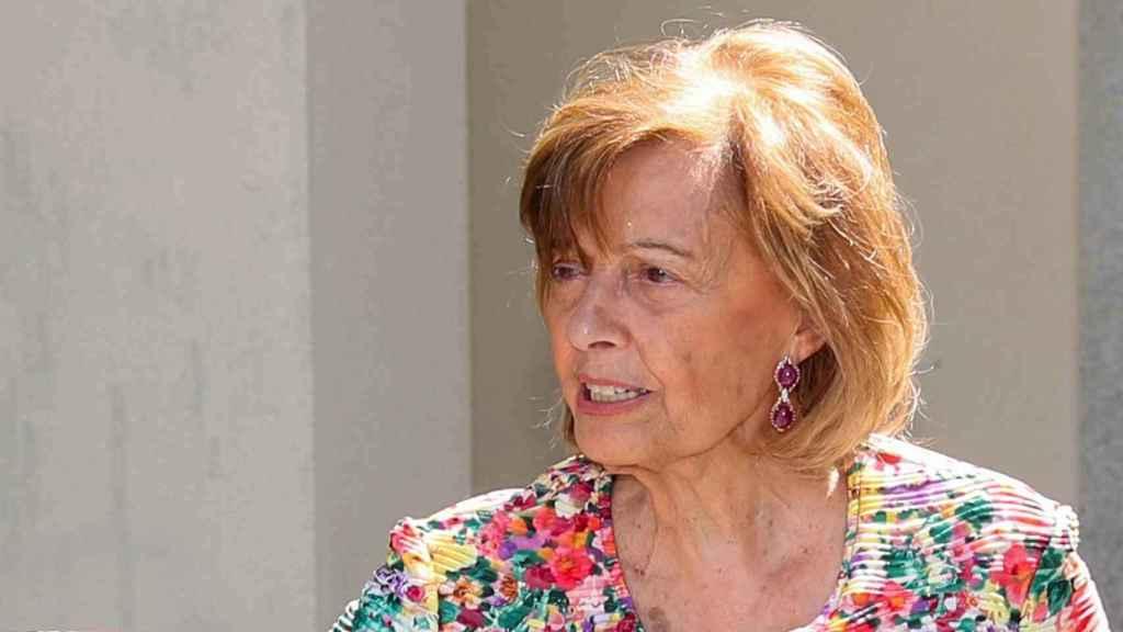 María Teresa Campos está desesperada por las deudas que acumula.