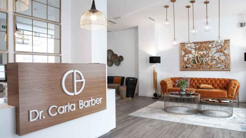 Carla tiene clínicas en Las Palmas de Gran Canaria, Valencia y Madrid.