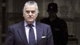 El extesorero del PP Luis Bárcenas, en  una foto de archivo.
