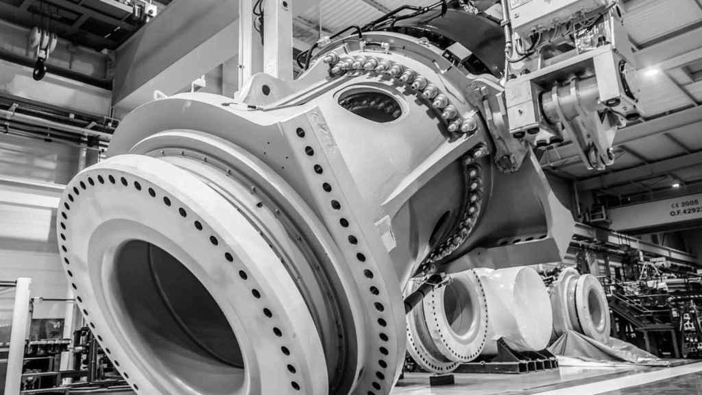 Fabricación de multiplicadores de Siemens Gamesa en Lerma (Burgos)